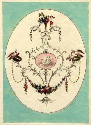 Untitled Decorative Medallion]. John EDWARDS