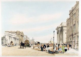 Hyde Park Corner. Thomas SHOTTER BOYS
