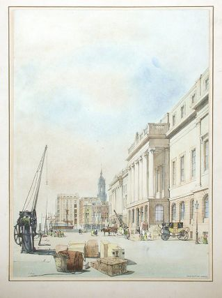 The Custom House. Thomas SHOTTER BOYS