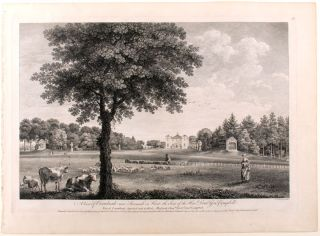 A View of Coombank near Sevenoak in Kent, the Seat of the Honble. Lieutt. Genl. Campbell / Veüe...