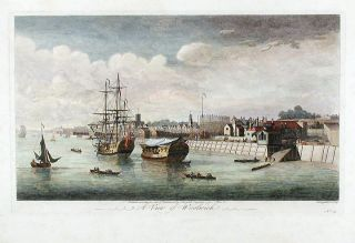 A View of Woolwich. John BOYDELL