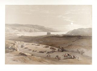 Jericho. April 3rd, 1839. David ROBERTS