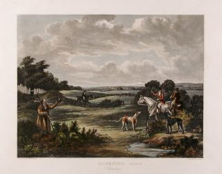 Coursing. Finding (Plate 2). S. after Dean WOLSTENHOLME HIMLEY