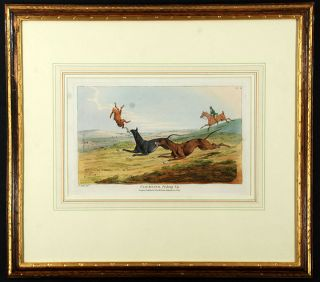 Coursing..Picking Up. Henry Thomas ALKEN