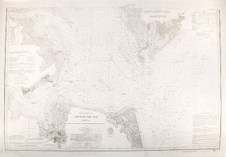 Chesapeake Bay, York River Hampton's Roads Chesapeake Entrance. UNITED STATES COAST AND GEODETIC...