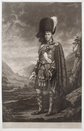 King George VI in Scottish Regimental Uniform]. Henry MACBETH-RAEBURN