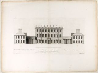 The North Prospect of Cliefden House in Buckinghamshire the Seat of the Right Hon:ble The Earl of Orkney...