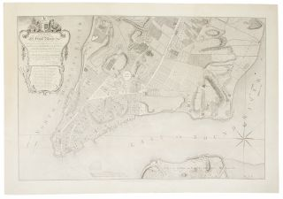Plan of the City of New York. Bernard RATZER, fl.