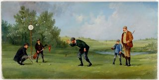 Edwardian Golf. Marco CERI