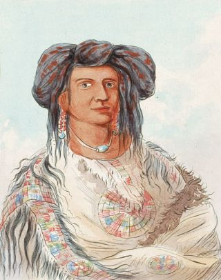 Illustrations of the Manners, Customs, and Condition of the North American Indians with...