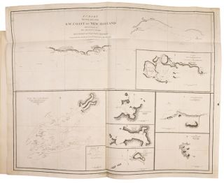 A Voyage of Discovery to the North Pacific Ocean and round the world in which the coast of North-West America has been carefully examined and accurately surveyed. Undertaken by his Majesty's command principally with a view to ascertain the existence of any navigable communication between the North Pacific and North Atlantic Oceans and performed in the year 1790, 1791, 1792, 1793, 1794 and 1795 in the Discovery... and Chatham under the command of Captain George Vancouver