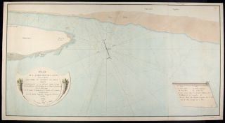 [Extraordinary archive of large-scale manuscript maps and topographic views of French Guiana, accomplished by important French artists accompanying Baron Pierre-Bernard Milius to the remote region]