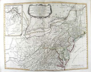 A New Universal Atlas, exhibiting all the empires, kingdoms, states, republics, &c. &c. in the...