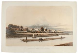 Concord, New Hampshire from an original painting by G. Harvey, A.N.A. George HARVEY