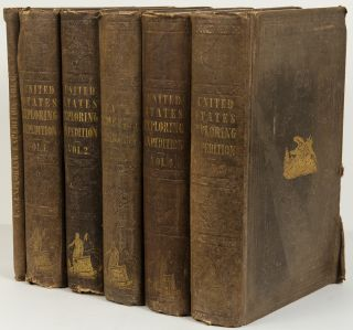 Narrative of the United States Exploring Expedition. During the Years 1838, 1839, 1840, 1841, 1842.