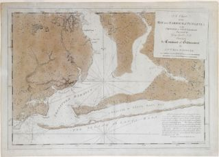 A chart of the bay and harbour of Pensacola in the province of West Florida surveyed by George...