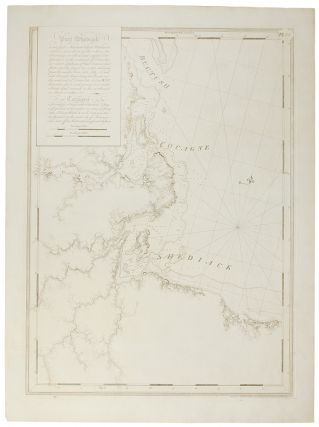 Chart of Port Shediack [&] Cocagne (New Brunswick). J. F. W. DES BARRES