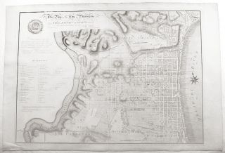 This Plan of the City of Philadelphia and its Environs, Shewing the Improved Parts, is Dedicated to the Mayor, Aldermen and Citizens thereof. John HILLS, fl.
