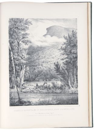 Scenery of the White Mountains: with sixteen plates, from the drawings of Isaac Sprague