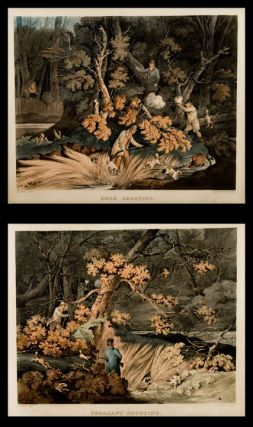 Cock Shooting [and] Pheasant Shooting. [A pair of sporting prints]. After Henry Thomas ALKEN