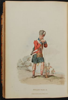 Picturesque Representations of the Dress and Manner of the English. Illustrated in fifty coloured engravings, with descriptions