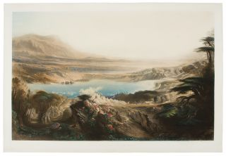 The Plains of Heaven. John . - Charles MOTTRAM MARTIN, artist, engraver