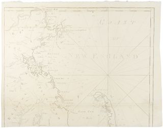 Chart from New York to Timber Island including Nantucket Shoals from the latest Surveys. John...