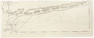 Chart from New York to Timber Island including Nantucket Shoals from the latest Surveys