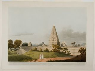 Pagoda at Tanjore. Henry SALT