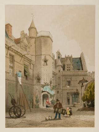 Hotel Cluny, Paris. Thomas SHOTTER BOYS