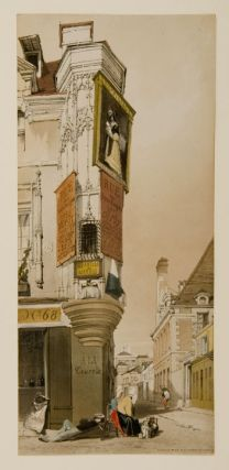 Vieille Rue de Temple, Paris. Thomas SHOTTER BOYS