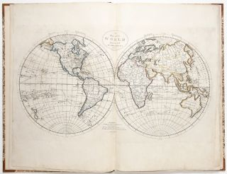 General Atlas, being a collection of Maps of the World and Quarters, their principal empires, kingdoms, &c. ... (Price 7 dollars 50 cents) ...