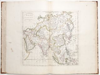 General Atlas, being a collection of Maps of the World and Quarters, their principal empires,...