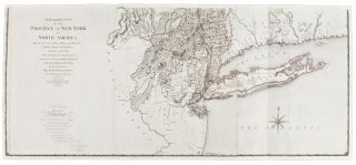A Chorographical Map of the Province of New-York in North America, divided into counties, manors, patents and Townships ... compiled from Actual Surveys deposited in the Patent Office at New York, by Order of His Excellency Major General William Tryon