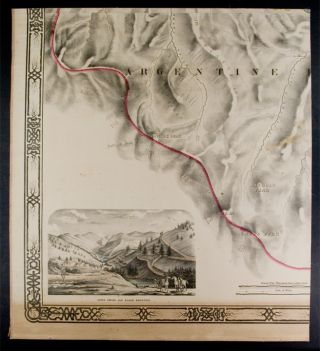 Map of Clear Creek County, Colorado. Drawn and compiled by Theo. H. Lowe and F.F. Bruné, C.E., Idaho, Colorado, Ter.