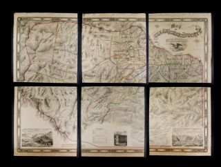 Map of Clear Creek County, Colorado. Drawn and compiled by Theo. H. Lowe and F.F. Bruné, C.E.,...
