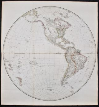 [Map of the World on a Globular Projection, Exhibiting Particularly the Nautical Researches of Capn. James Cook, F.R.S. with all the Recent Discoveries to the Present Time, ... This Map Is Respectfully Dedicated To Alexander Dalrymple Esqr. F.R.S. In Testimony of his many New and Valuable Geographical Communications To His most Obedient and very Humble Servant A. Arrowsmith]