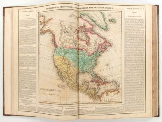 A Complete Historical, Chronological, and Geographical American Atlas, being a guide to the history of North and South America, and the West Indies: exhibiting an accurate account of the discovery, settlement, and progress, of their various kingdoms, states, provinces, &c. Together with the wars, celebrated battles, and remarkable events, to the year 1822