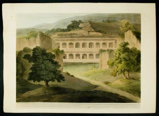 Do Tali [Do Tal, Ellora]. Thomas DANIELL, after James WALES