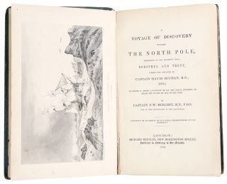 A Voyage of Discovery towards the North Pole, performed in His Majesty's Ships Dorothea and Trent, under the command of Captain David Buchan, R.N.; 1818; to which is added, a summary of all the early attempts to reach the Pacific by way of the Pole.