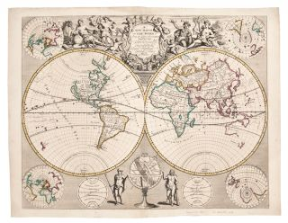 A New Map of the World from the Latest Observations. John SENEX