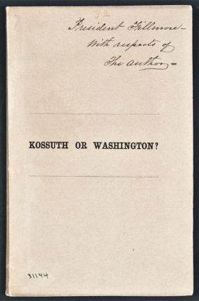 The New Doctrine of Intervention, tried by the Teachings of Washington: An Address Delivered in...