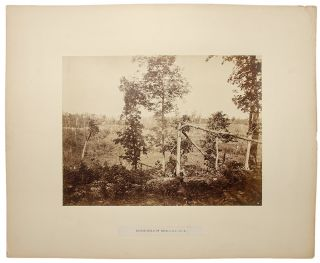 Battle Ground of Resacca, Ga. No. 2. George N. BARNARD