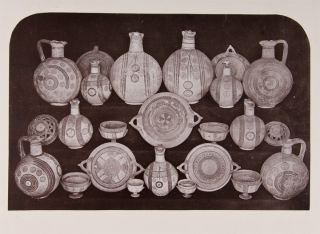 Lawrence-Cesnola Collection. Cyprus Antiquities, excavated ...1876-1879