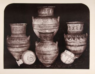 Lawrence-Cesnola Collection. Cyprus Antiquities, excavated ...1876-1879. Alexander PALMA di CESNOLA
