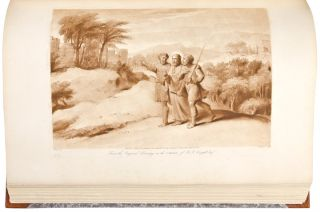 Liber Veritatis; or A Collection of Prints after the original designs of Claude le Lorrain; in the collection of [vol.I-II] His Grace the Duke of Devonshire [vol.III: the Duke of Devonshire, Earl Spencer, Richard Payne Knight, Benjamin West..., Charles Lambert, Edward Turnor, George Gosling, and Joseph Farrington]. Executed by Richard Earlom, in the manner and taste of the drawings. To which is added a descriptive catalogue of each print; together with the names of those for whom, and the places for which, the original pictures were first painted ... and the present possessors of many of the original pictures