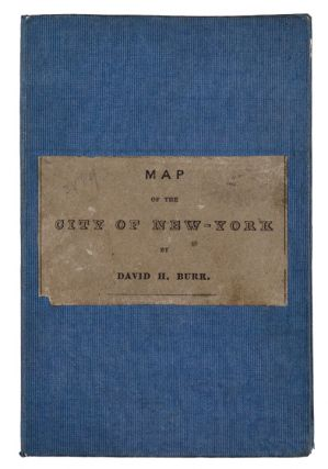 City of New York. David H. BURR