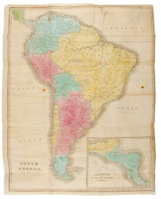 History of South America and Mexico; comprising their discovery, geography, politics, commerce and revolutions ... to which is annexed, a geographical and historical view of Texas, with a detailed account of the Texian Revolution and War
