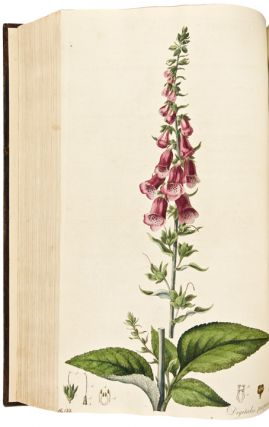 Flora Londinensis; or, Plates and Descriptions of such Plants as grow wild in the Environs of London