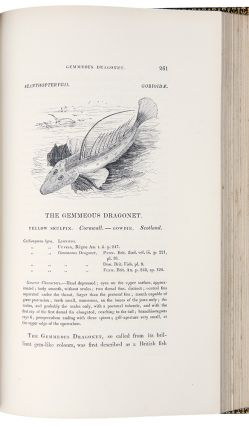 A History of British Fishes ... illustrated by nearly 400 woodcuts ... [Bound with:] Supplement...